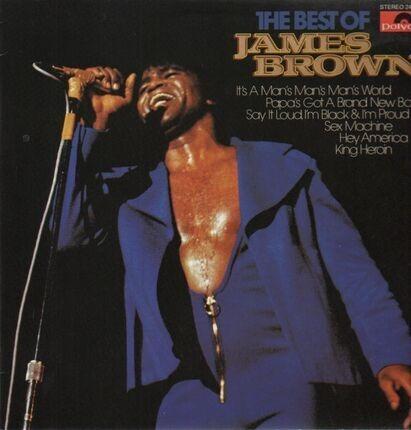 #<Artist:0x00007f4de8f83620> - The Best Of James Brown