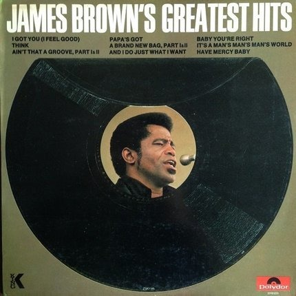 #<Artist:0x00007fe5840bb5a0> - James Brown's Greatest Hits