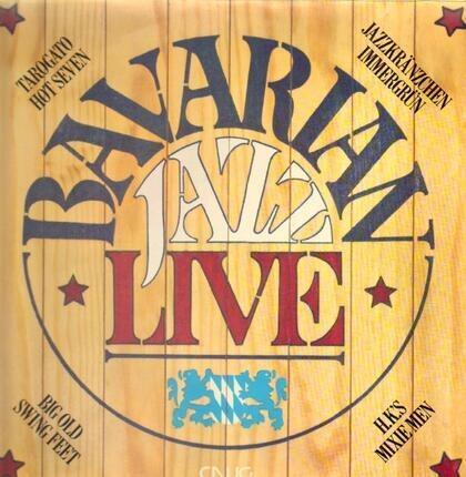 #<Artist:0x00007f412e55dec8> - Bavarian Jazz Live
