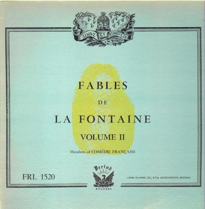 #<Artist:0x00007f91d7ed49d0> - Fables de La Fontaine Volume II