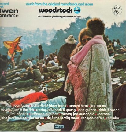 #<Artist:0x00007f10370b0f60> - Woodstock - Music From The Original Soundtrack And More