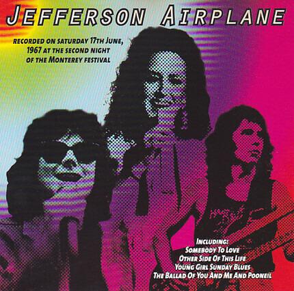 #<Artist:0x00007f109278e840> - Jefferson Airplane