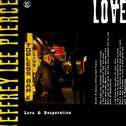 #<Artist:0x00007f99b74330c0> - Love & Desperation
