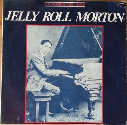 #<Artist:0x00007f83d5f240f8> - Jelly Roll Morton