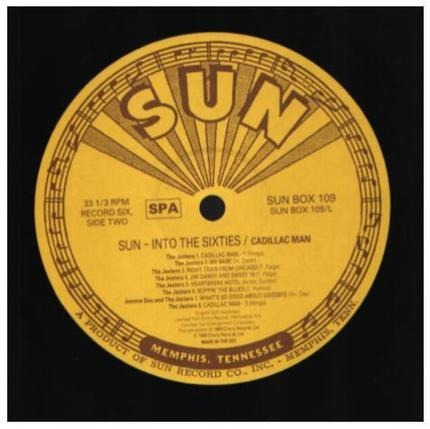 #<Artist:0x0000000008b95548> - Sun Records - Into The 60s