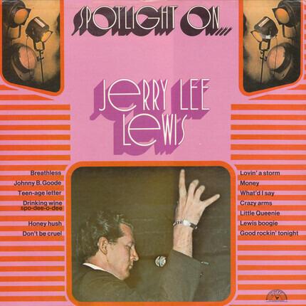 #<Artist:0x00007f60e5dfa118> - Spotlight On... Jerry Lee Lewis