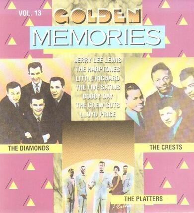 #<Artist:0x00007fcee14e9bb8> - Golden memories Vol. 13
