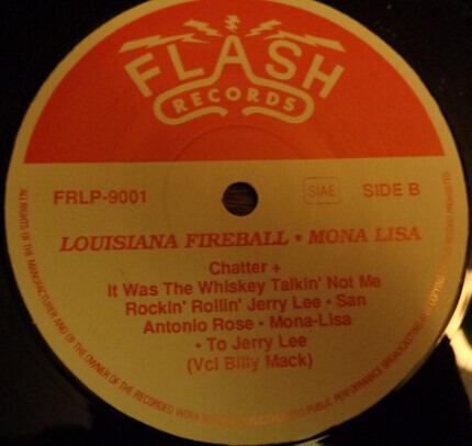 #<Artist:0x00007fcee2ce5320> - Jerry Lee Lewis Jokes and Sings Mona-Lisa