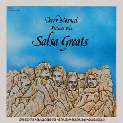 #<Artist:0x00007f398edcc750> - Salsa Greats Vol. 1