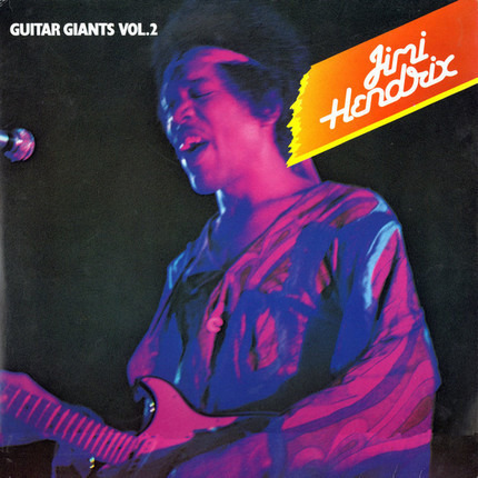 #<Artist:0x0000000008587f20> - Guitar Giants Vol. 2