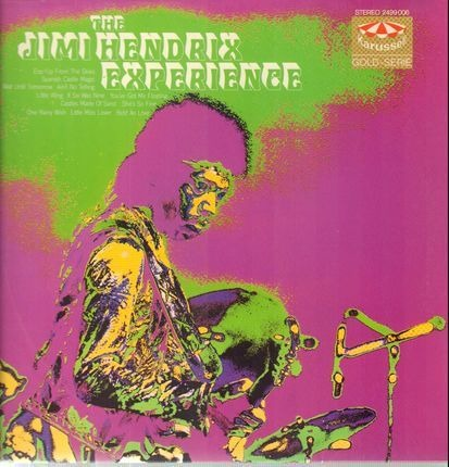#<Artist:0x00007f7e1cb5c038> - The Jimi Hendrix Experience