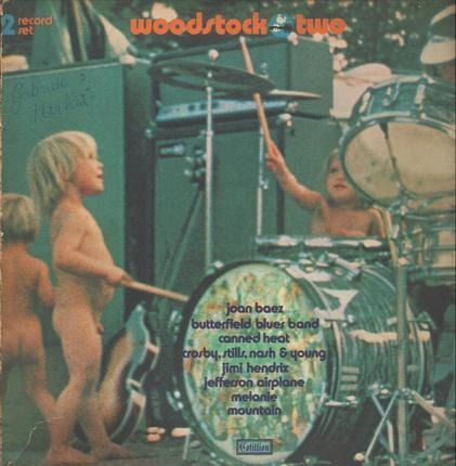 #<Artist:0x00007f41132174f0> - Woodstock - Music From The Original Soundtrack And More