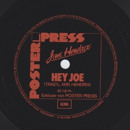 #<Artist:0x00007f412eac7530> - Hey Joe