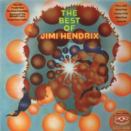 #<Artist:0x00007fb525475068> - The Best Of Jimi Hendrix