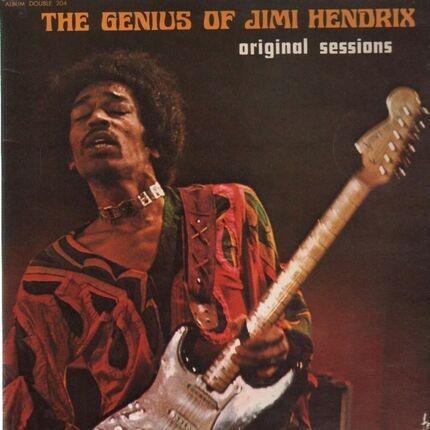 #<Artist:0x00007f722864c7f0> - The Genius Of Jimi Hendrix