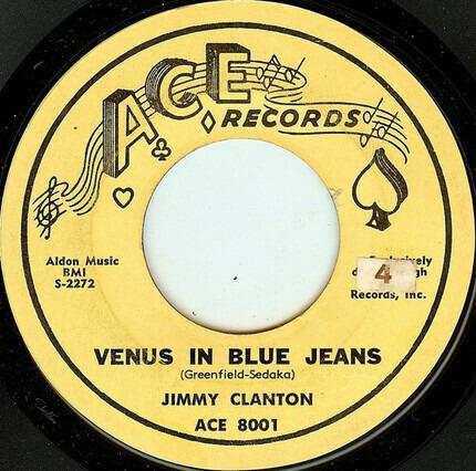 #<Artist:0x00007f53aca7f3d0> - Venus In Blue Jeans