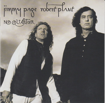#<Artist:0x00007f5fdfcbb470> - No Quarter: Jimmy Page & Robert Plant Unledded