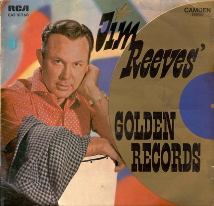 #<Artist:0x000000000892d378> - Jim Reeves' Golden Records