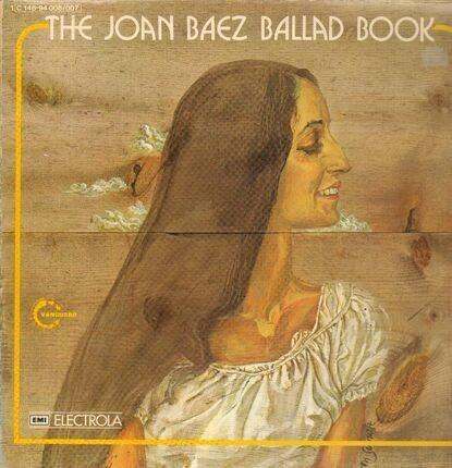 #<Artist:0x00007fcee08f8a20> - The Joan Baez Ballad Book