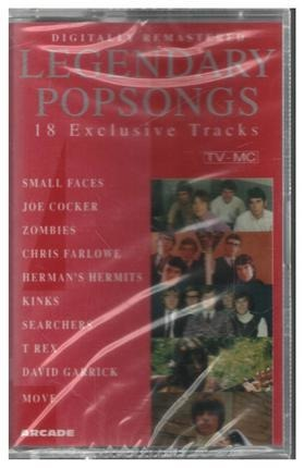 #<Artist:0x00007fbd394a2fb0> - Legendary Popsongs Vol.4