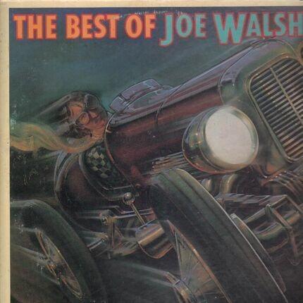 #<Artist:0x00007f410fbc6c98> - The Best Of Joe Walsh