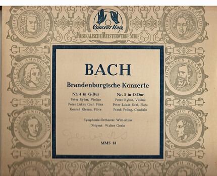 #<Artist:0x00007f6534f1ca98> - Brandenburgische Konzerte