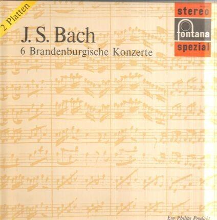 #<Artist:0x00007f53d1ad90b8> - 6 Brandenburgische Konzerte