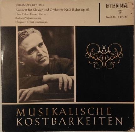 #<Artist:0x00007fcee261dce0> - Konzert Für Klavier Und Orchester Nr. 2 B-Dur Op. 83