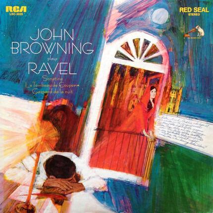 #<Artist:0x00007f10a74b78c8> - John Browning Plays Ravel
