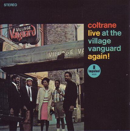 #<Artist:0x00007f9c249943b0> - Live at the Village Vanguard Again!