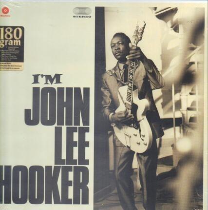 #<Artist:0x00000000068cd510> - I'm John Lee Hooker
