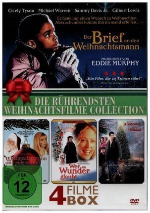 #<Artist:0x00007f1d93250758> - Die rührendsten Weihnachtsfilme - Collection