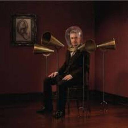 #<Artist:0x00007fe5b8adebc0> - The Sound Of His Own Voice