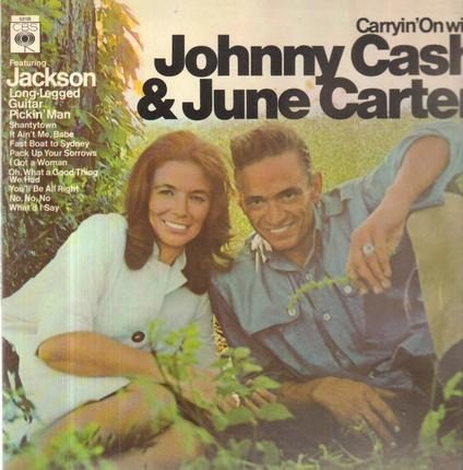 #<Artist:0x00007f11e57a9678> - Carryin' On with Cash and Carter