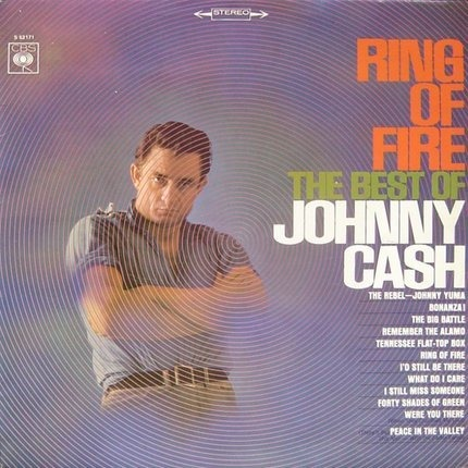 #<Artist:0x00007f0f4e39a260> - Ring Of Fire - The Best Of Johnny Cash