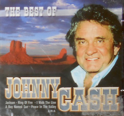 #<Artist:0x00007fc938d3ce40> - The Best Of Johnny Cash