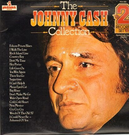 #<Artist:0x00007f75b7caddc8> - The Johnny Cash Collection