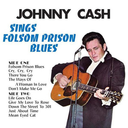 #<Artist:0x00007f5c1e4e5760> - Sings Folsom Prison Blues