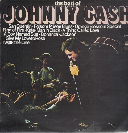 #<Artist:0x0000000004b601a8> - The Best Of Johnny Cash