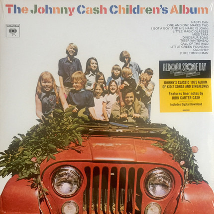 #<Artist:0x00007f91d8248238> - The Johnny Cash Children's Album