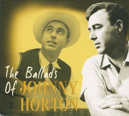 #<Artist:0x00007fc9b6604f00> - The Ballads Of Johnny Horton