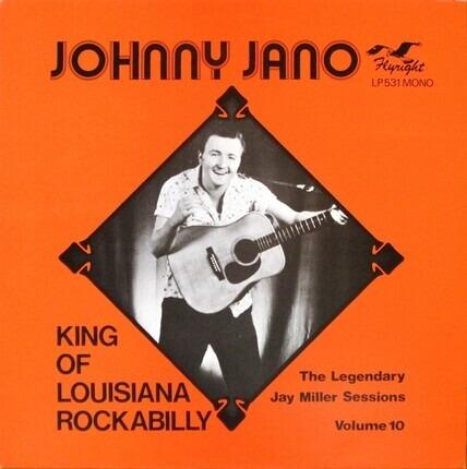 #<Artist:0x00007f2c273d9b40> - King Of Louisiana Rockabilly