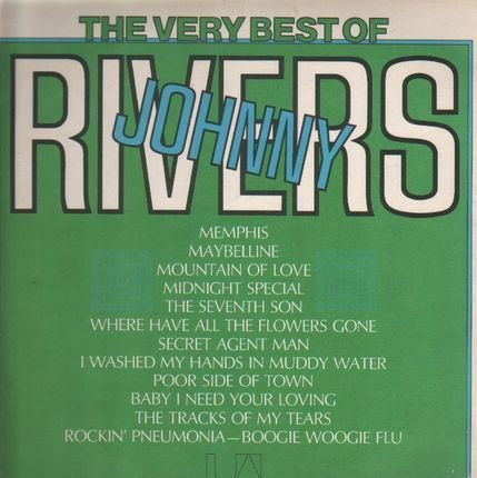 #<Artist:0x00007efce73e10d0> - The Very Best Of Johnny Rivers