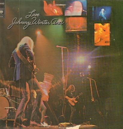 #<Artist:0x00007f41f1f69250> - Live Johnny Winter And