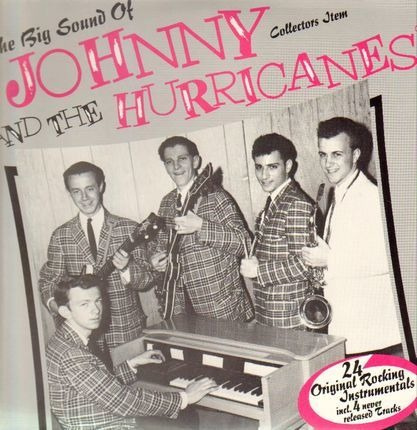 #<Artist:0x00007f154f313240> - The Big Sound of Johnny and the Hurricanes