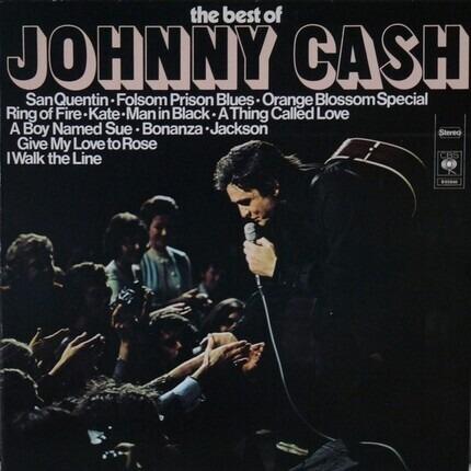 #<Artist:0x00007fb525744b68> - The Best Of Johnny Cash