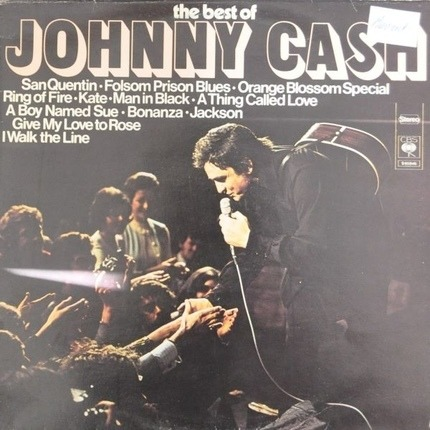 #<Artist:0x00007fda37fc2c40> - The Best Of Johnny Cash