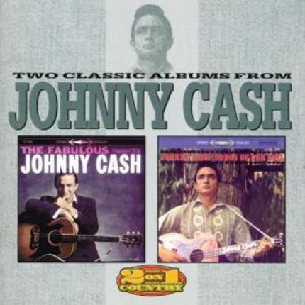 #<Artist:0x00007fc55aa0a3a8> - The Fabulous Johnny Cash