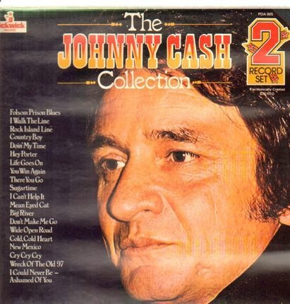 #<Artist:0x00007f7a217ab8c0> - The Johnny Cash Collection
