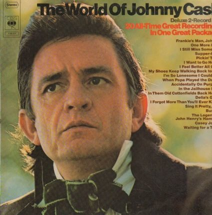#<Artist:0x00007f41046b4508> - The World Of Johnny Cash